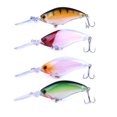 10.5cm Crankbait Diving Wobblers HENGJIA