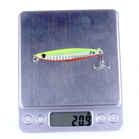 Lead-Fishing-Lure-Jig-Head-Hook-Sinking-Artificial-Hard-Bait-HENGJIA
