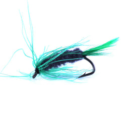 96pcs Fishing Flies Artificial Ants HENGJIA