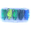 Image of Mini-Soft-Rubber-Frog-Fishing-Lure-Artificial-Lures-Snakehead-HENGJIA