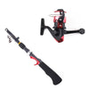 Image of FRP-Fishing-Rod-Gun-Handle-Spinning-Fishing-Rod-with-Reel-HENGJIA