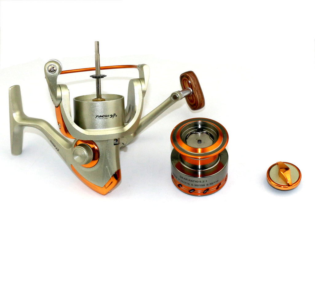 EF Spinning Fishing Reel 12BB HENGJIA