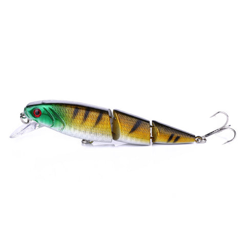 3-sections-Hard-Jointed-Minnow-Fishing-Bait-Hooks-Sinking-HENGJIA