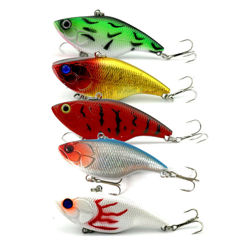 Big Game VIB Lure Bionic Wobbler HENGJIA