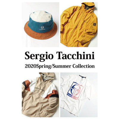 レトロな魅力が詰まったSergio TacchiniのSpring Collection