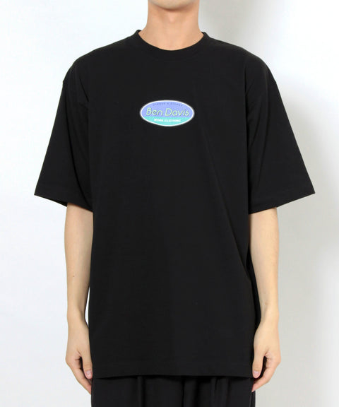 "【 BEN DAVIS ( ベンデイビス )】""COLOR OVAL"" EXTRA SMOOTH TEE"