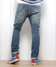 【BEN DAVIS project line】BDY-572D HEY RICH GIRL DENIM 10YRS