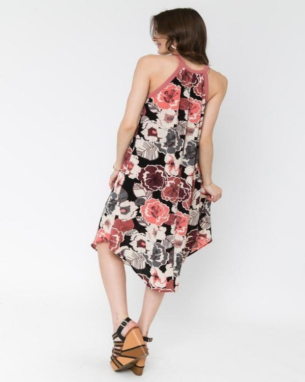 A Beautiful Tomorrow Floral Dress