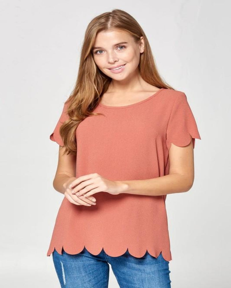 Comfy Scalloped Top-Tops-Vanilla Bay-Small-Rose-Inspired Wings Fashion
