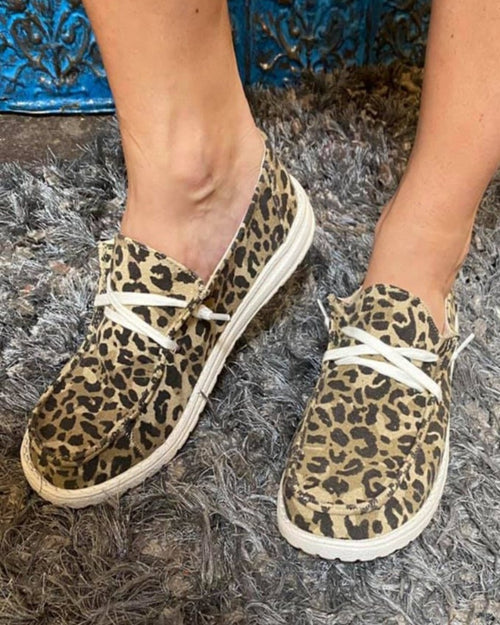 Leopard In Safari Sneakers-Shoes-Very G-7-Inspired Wings Fashion