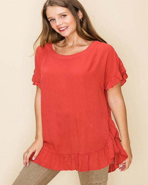 Poncho Blouse-Tops-Inspired Wings Fashion-Small-Inspired Wings Fashion