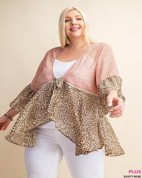Leopard Cardigan-Plus-Plus Size-Inspired Wings Fashion-XL-Inspired Wings Fashion