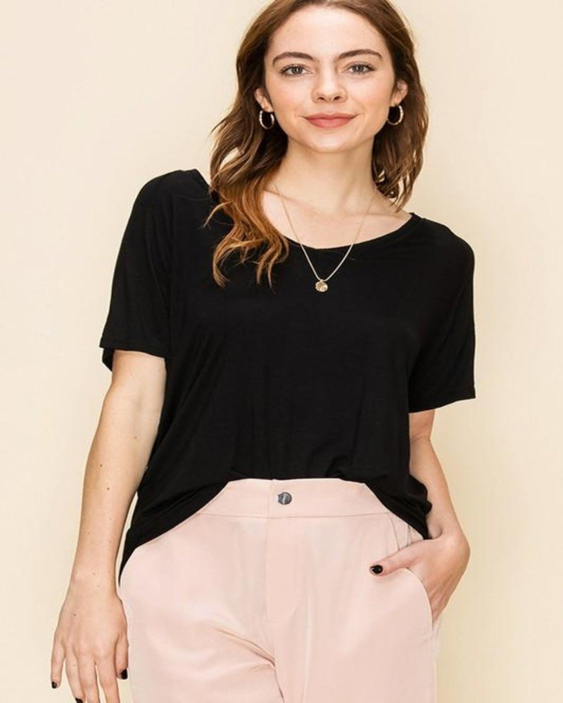 Basic T-Tops-Inspired Wings Fashion-SMALL-BLACK-Inspired Wings Fashion