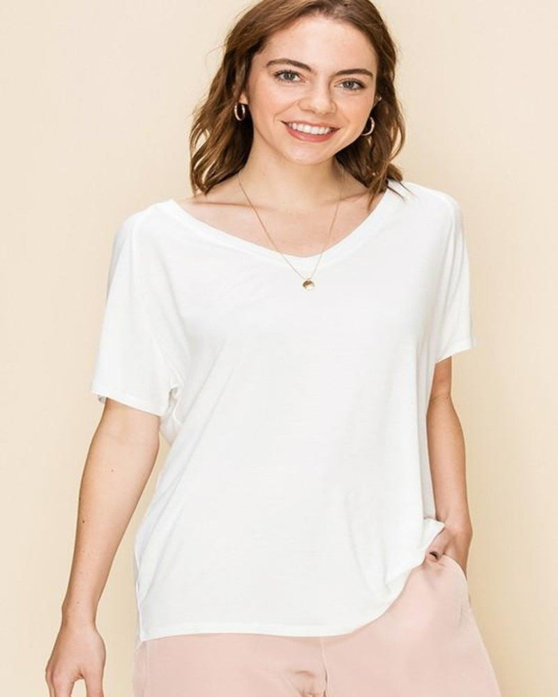 Basic T-Tops-Inspired Wings Fashion-SMALL-WHITE-Inspired Wings Fashion