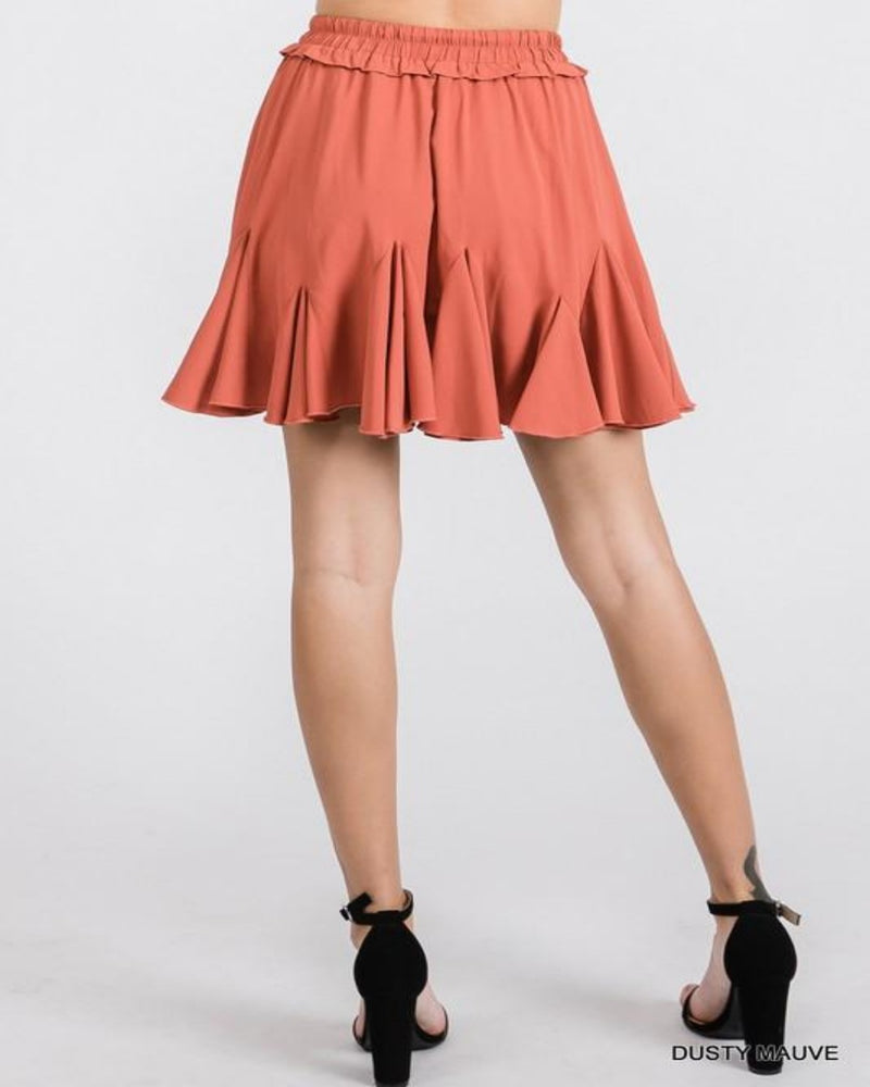 Solid Flare Skirt-Skirt-Jodifl-Small-Inspired Wings Fashion
