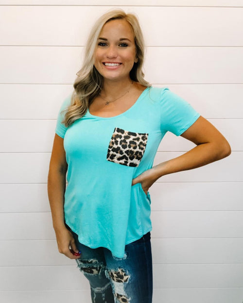 Cozy It Leopard Tops-Tops-Heimish-Small-Mint-Inspired Wings Fashion