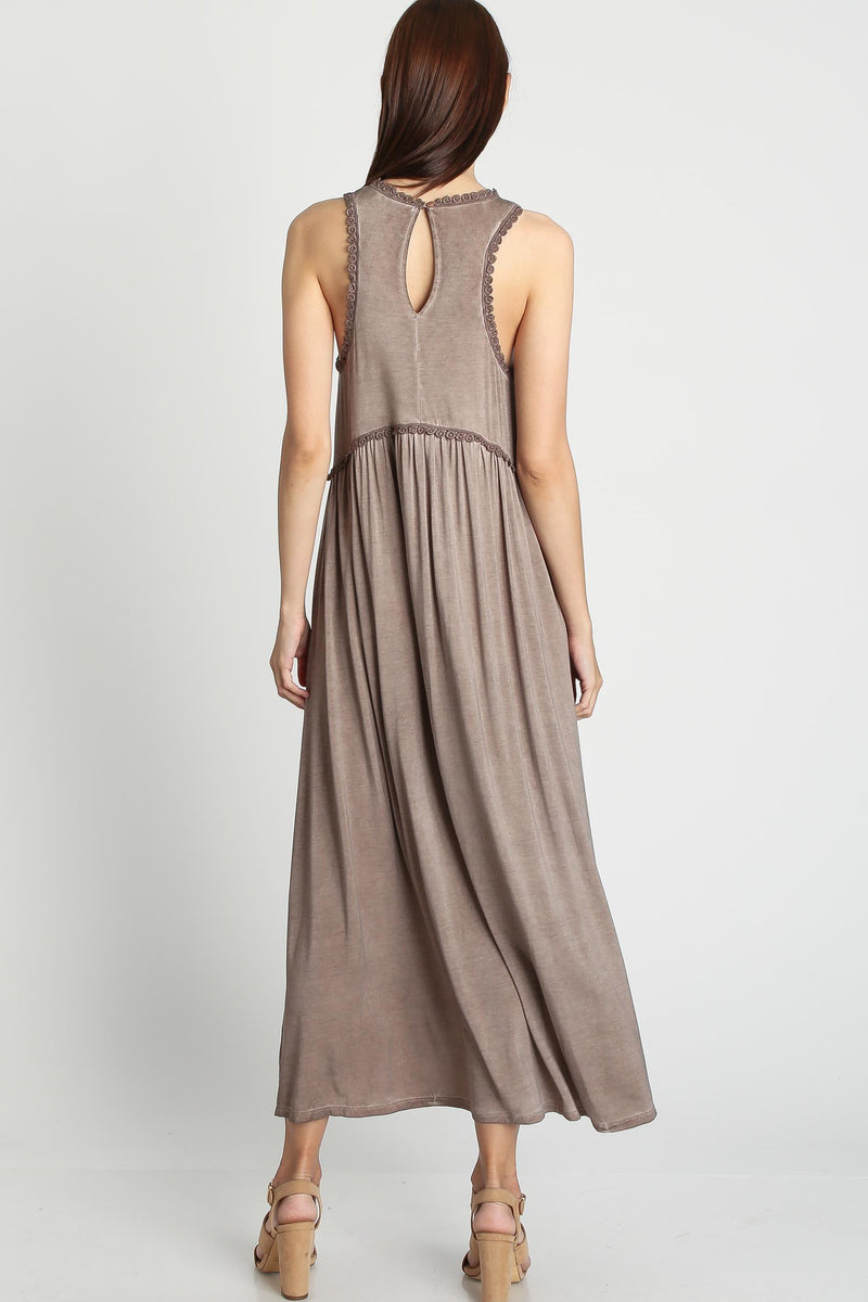 Gorgeous In Maxi Dress-Dresses-LLove-Small-Khaki-Inspired Wings Fashion