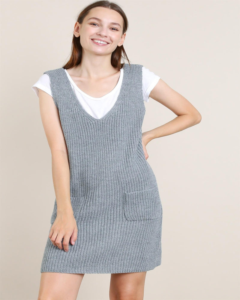 LV7273-Dresses-LLove-Small-Grey-Inspired Wings Fashion