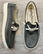 Harley Grey Slip-Ons-Shoes-Very G-7-Inspired Wings Fashion