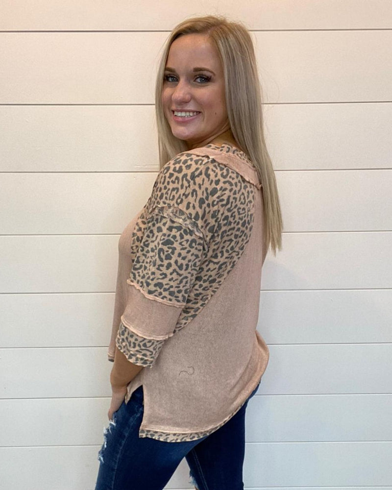 Fearless Perfect Knit Top-Top-Pol Clothing-Small-Mauve-Inspired Wings Fashion