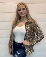 Leopard Fleece Lined Button Down-Inspired Wings Fashion-Small-Inspired Wings Fashion