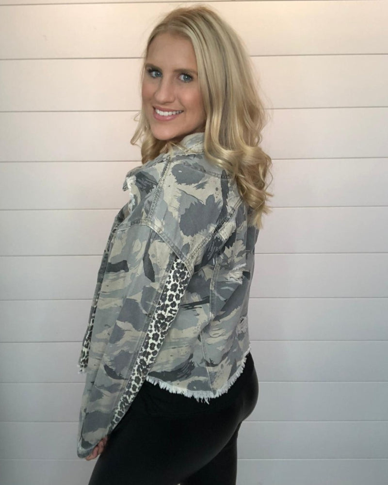 Most Loved Camo Jacket-Jacket-Pol Clothing-Small-Inspired Wings Fashion