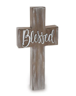 Blessed Wood Cross