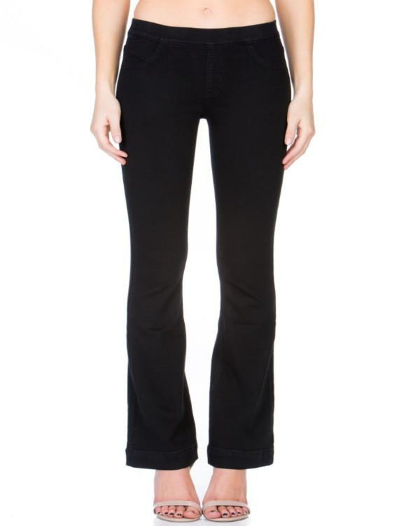 Bell Bottoms- Black