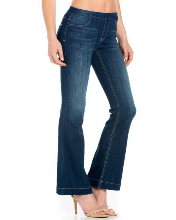 Bell Bottoms- Dark Denim