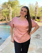 Animal Print Satin Top-Tops-Jodifl-Small-Coral-Inspired Wings Fashion