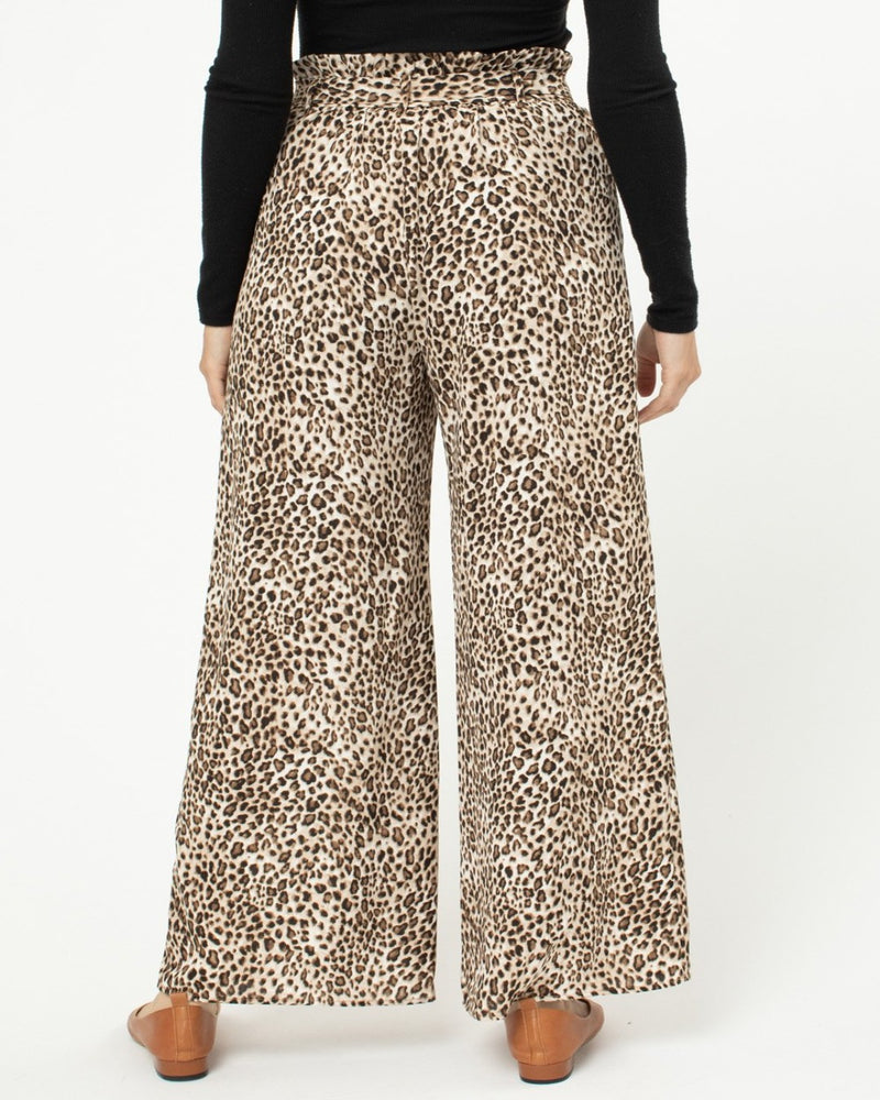 Style Wise Paperbag Trouser-bottoms-Entro-Small-Inspired Wings Fashion