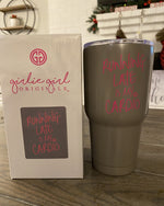 Girlie Girl Tumblers-Accessories-Inspired Wings Fashion-Blessed Grandma-Inspired Wings Fashion