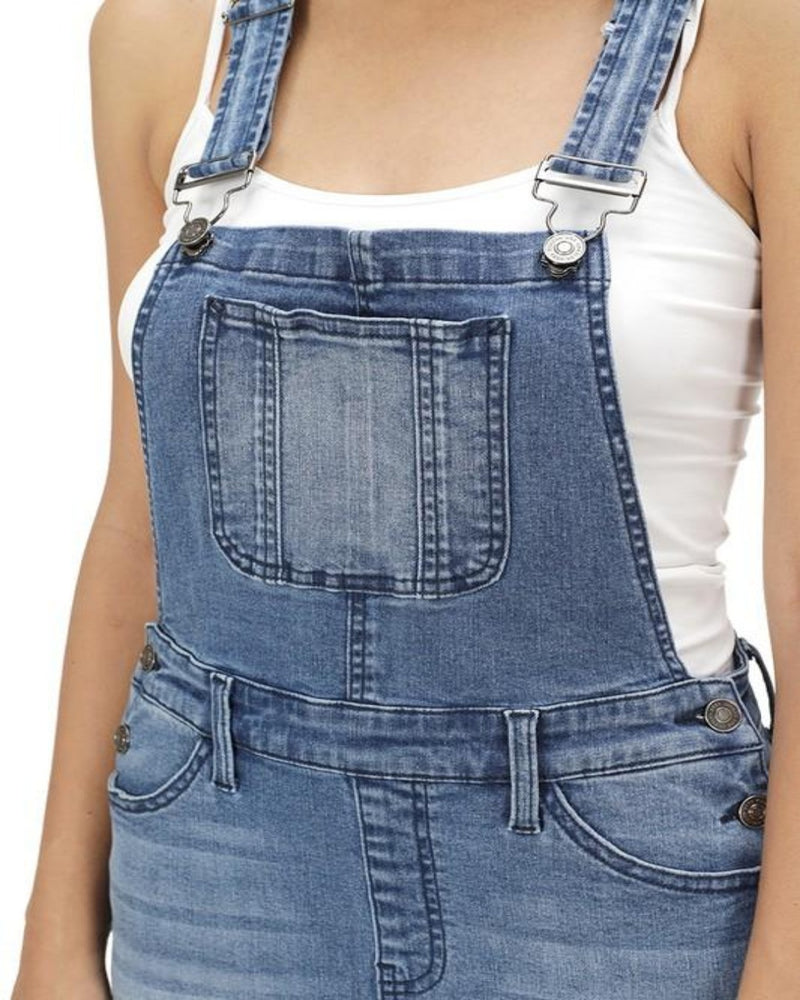 Power of Your Love Skirt Overalls