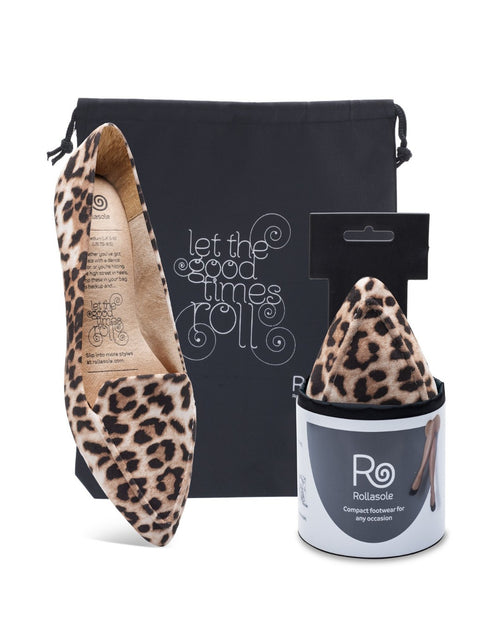 Into the Wild-Leopard Flats-Shoes-Rollasole-Small-Inspired Wings Fashion