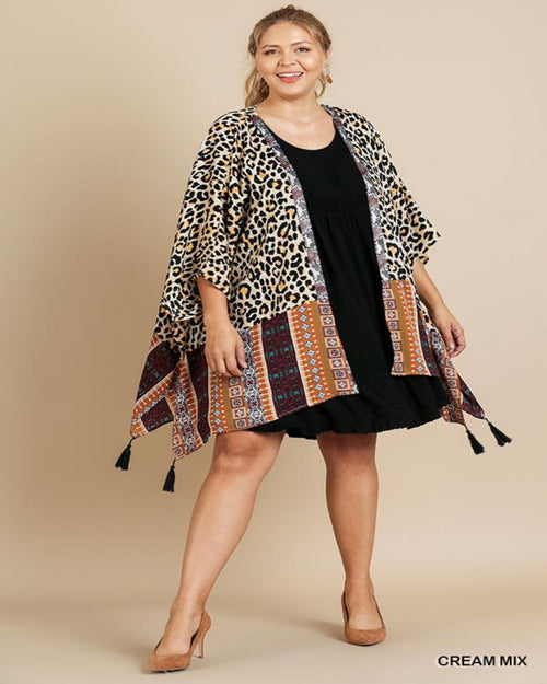 Wild Thang Kimono-Plus Size-Inspired Wings Fashion-XL/1XL-Inspired Wings Fashion