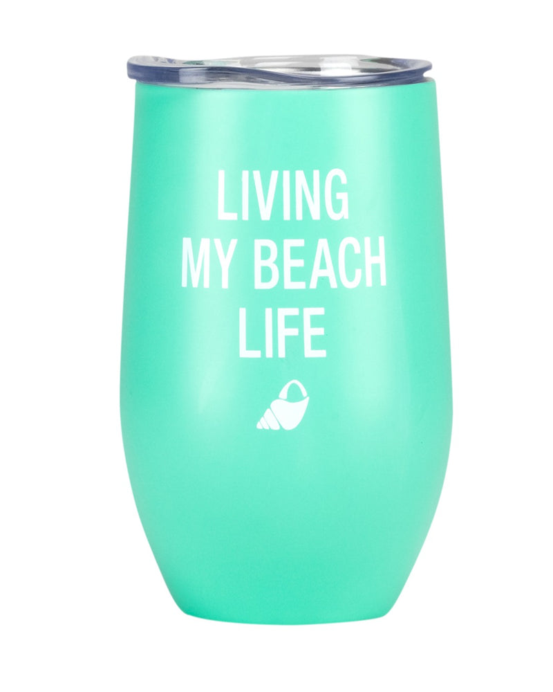 Insulated Wine Glass-Home-Next Generation-Beach-Inspired Wings Fashion