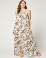 Divine Nature Maxi Dress-Dresses-Entro-Small-Inspired Wings Fashion