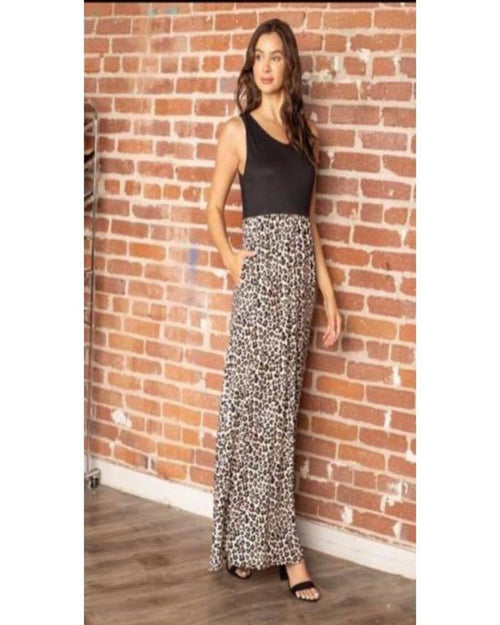 Trendy Tank Maxi Dress-Dresses-Mixbe Inc.-Small-Inspired Wings Fashion