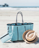 Beach Bum Waterproof Bags-Bag and Purses-Julia Rose Wholesale-White-Inspired Wings Fashion