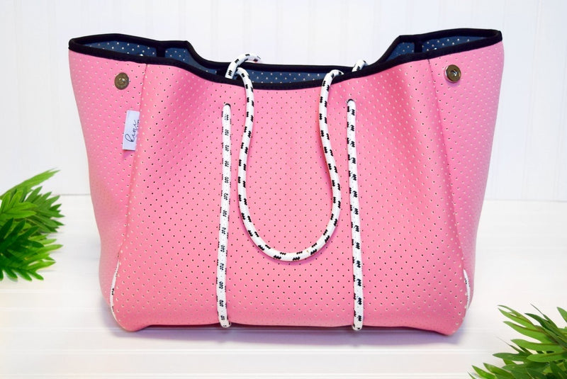 Beach Bum Waterproof Bags-Bag and Purses-Julia Rose Wholesale-Pink-Inspired Wings Fashion