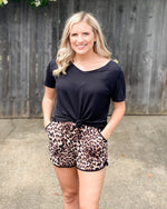 Perfect Paradise Leopard Short-Plus Size-Rae Mode-1XL-Inspired Wings Fashion