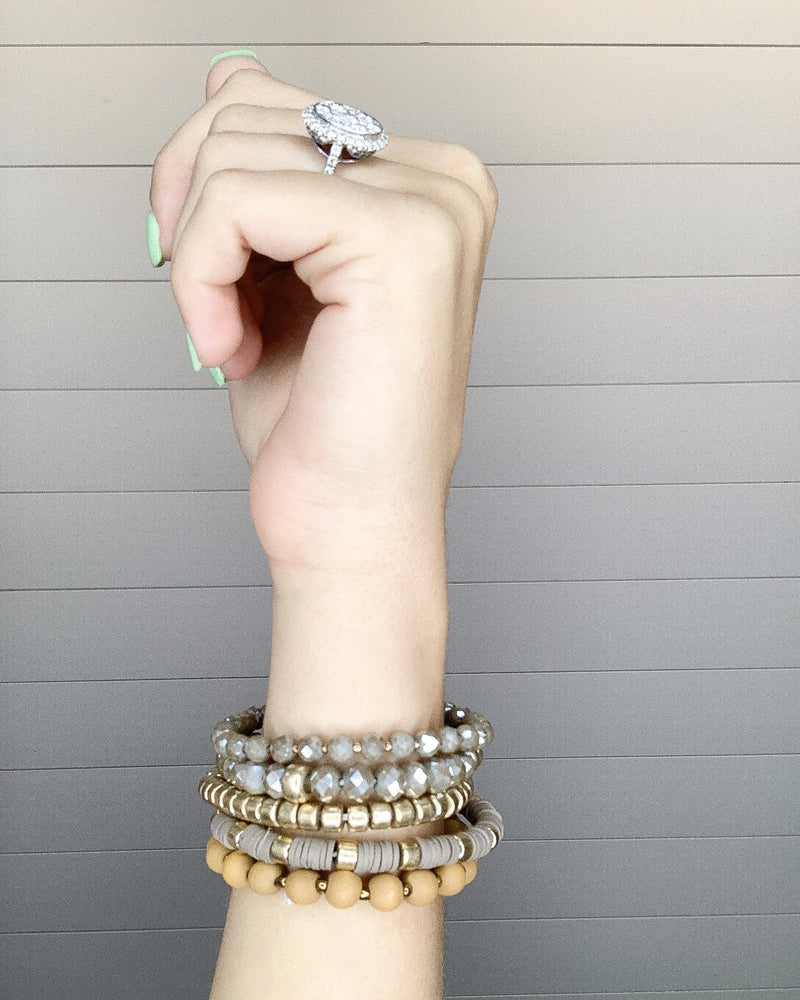 Cool Spice Bracelet-Accessories-What's Hot Jewelry-Natural-Inspired Wings Fashion