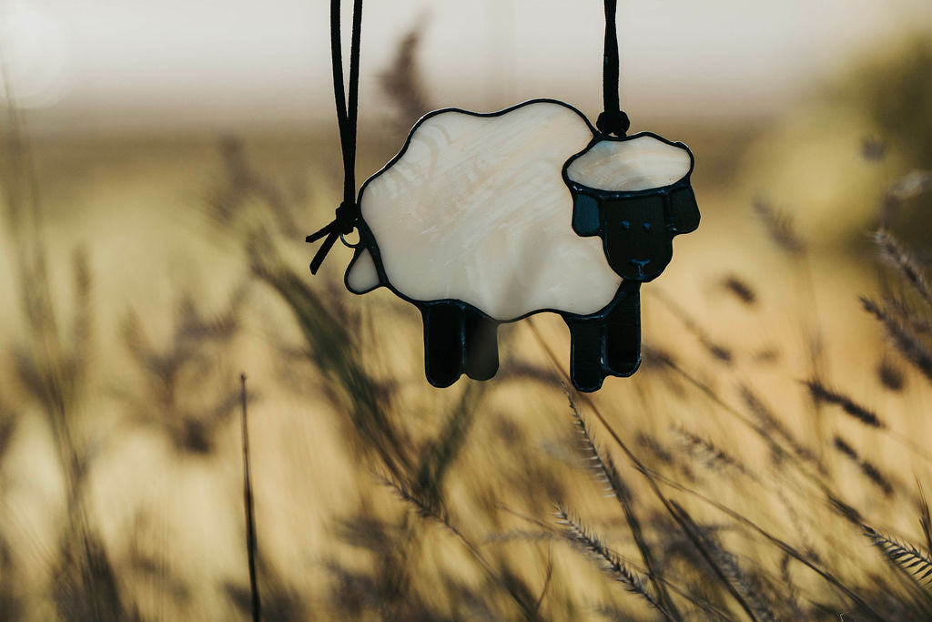 Lamb / Sheep Suncatcher