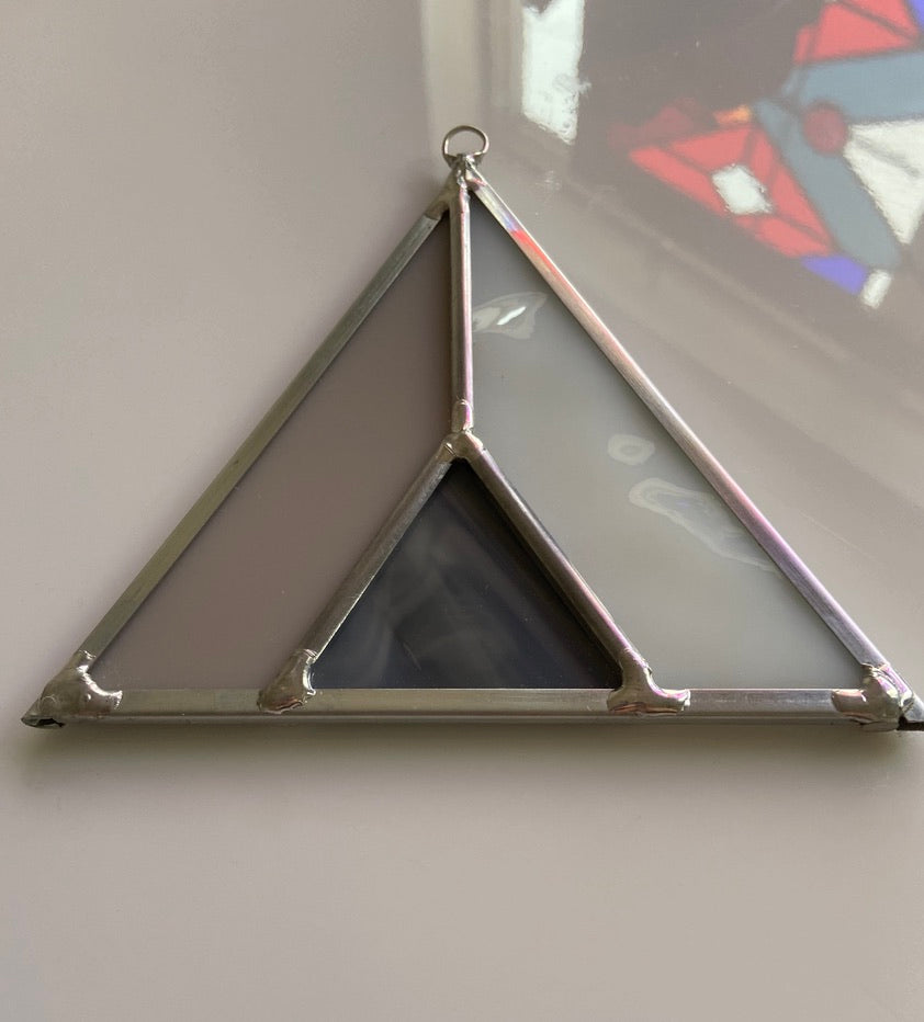 Nouveau Triangle Adornment