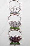 Lotus Flower Suncatcher