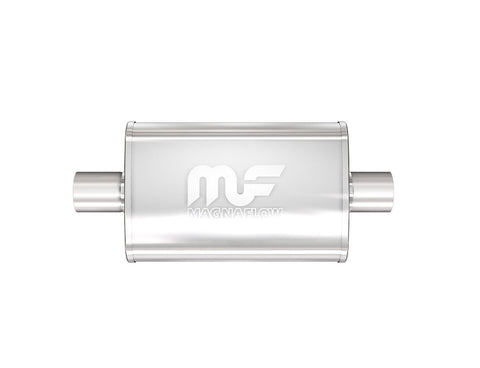 Magnaflow 3 inch - 4x9 Oval Muffler - Centre / Centre