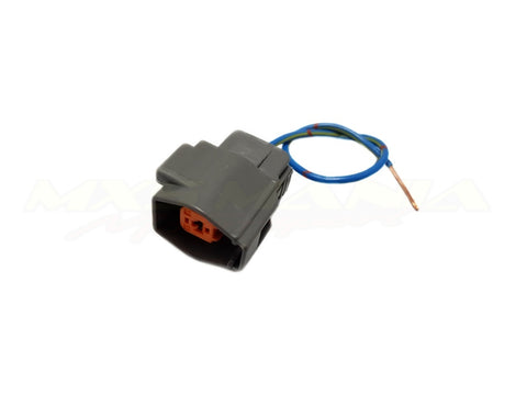 Connector Plug w/ Wiring Tail for Thermo Fan Switch (NA)