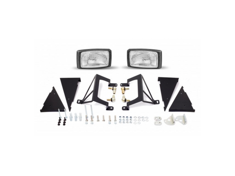 Low Profile Headlight Conversion Kit - Jass Performance (NA 1989-1997)