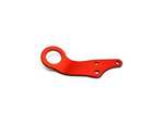 Front Tow Hook Aluminum Red Anodized - Jass Performance (NA/NB 1989-2004)