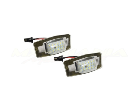 LED Number Plate / Licence Plate Light Globe [Pair] (NB 1998-2004)